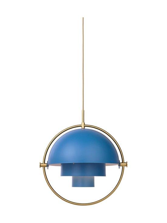 Gubi - Multi-Lite Pendant -riippuvalaisin - NORDIC BLUE MATT | Stockmann - photo 2