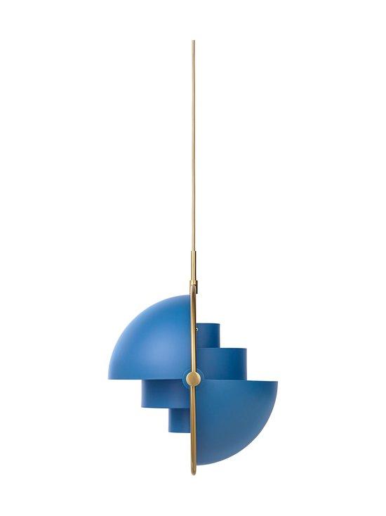 Gubi - Multi-Lite Pendant -riippuvalaisin - NORDIC BLUE MATT | Stockmann - photo 3