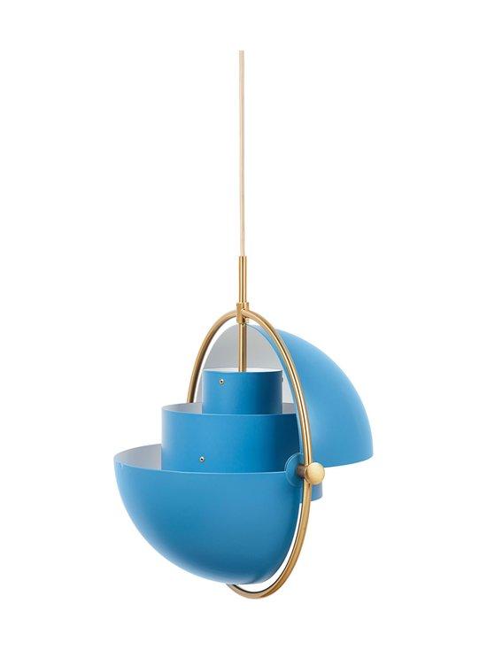 Gubi - Multi-Lite Pendant -riippuvalaisin - NORDIC BLUE MATT | Stockmann - photo 4