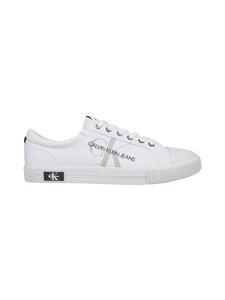 Calvin Klein Footwear - Vulcanized Sneaker Laceup PES -tennarit - YAF BRIGHT WHITE | Stockmann