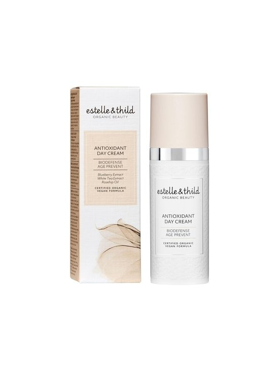 Estelle&Thild - BioDefense Antioxidant Day Cream -päivävoide 50 ml | Stockmann - photo 1