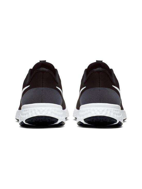 Nike - Revolution 5 -juoksukengät - 002 BLACK/WHITE-ANTHRACITE   Stockmann - photo 5