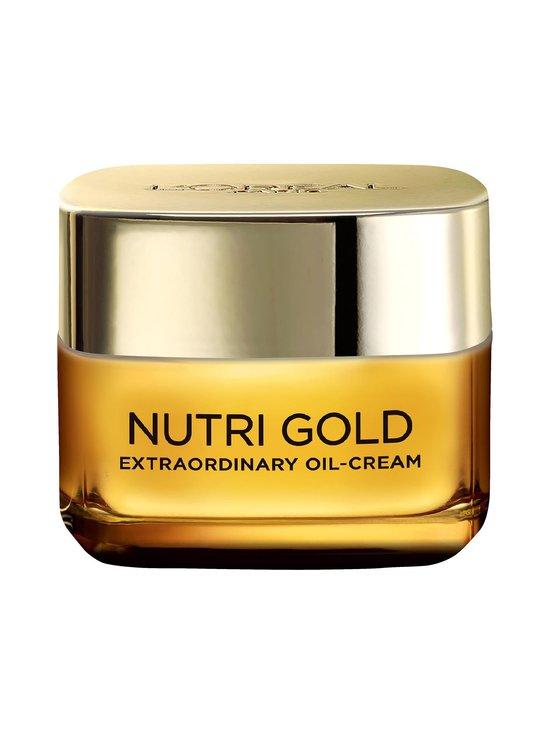 L'Oréal Paris - Nutri Gold Extraordinary Oil-Cream -päivävoide 30 ml | Stockmann - photo 1