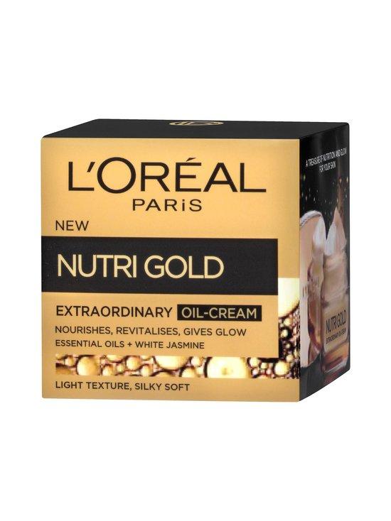 L'Oréal Paris - Nutri Gold Extraordinary Oil-Cream -päivävoide 30 ml | Stockmann - photo 2