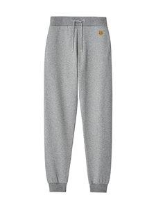 Kenzo - Tiger Crest -joggersit - 154ML.95 95 - LIGHT BRUSHED MOLLETON ORGANIC - DOVE GREY | Stockmann