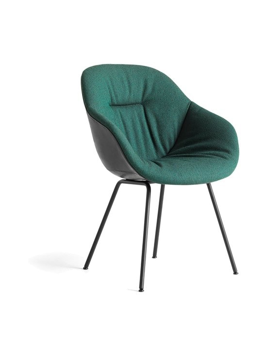 HAY - About A Chair AAC127 Soft Duo -tuoli - DARK GREEN/BLACK | Stockmann - photo 1