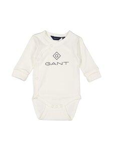 GANT - Lock-Up Organic Cotton -body - 113 EGGSHELL | Stockmann