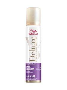 Wella - Deluxe Pure Fullness Ultra Strong Hair Spray -hiuskiinne 75 ml | Stockmann