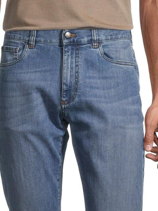 Canali - Trouser Denim -farkut - 308 BLUE | Stockmann - photo 4