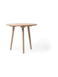 &tradition - In Between SK3 -pöytä Ø 90 cm - WHITE OILED OAK | Stockmann