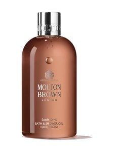 Molton Brown - Suede Orris Bath & Shower Gel -suihkugeeli 300 ml - null | Stockmann