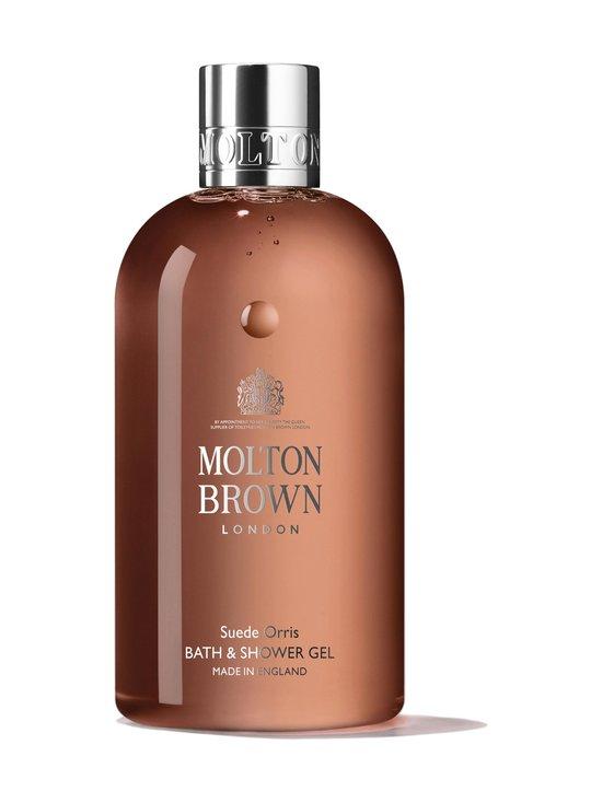 Molton Brown - Suede Orris Bath & Shower Gel -suihkugeeli 300 ml - NOCOL | Stockmann - photo 1