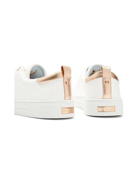 Ted Baker London - Gielli-nahkasneakerit - 99 WHITE | Stockmann - photo 2