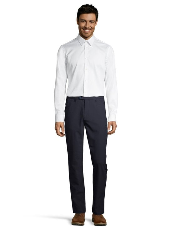 Ted Baker London - Singular Plain Stretch -housut - 10 NAVY | Stockmann - photo 2