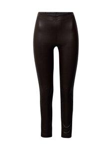 Esprit - Tekonahkaleggingsit - 001 BLACK | Stockmann