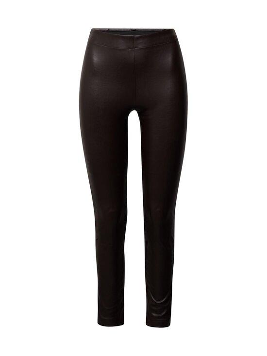 Esprit - Tekonahkaleggingsit - 001 BLACK | Stockmann - photo 1
