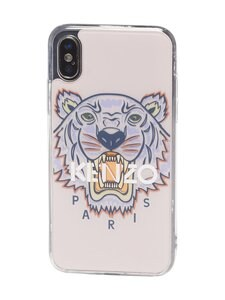 Kenzo - iPhone X/XS Tiger -suojakuori - 34 FADED PINK | Stockmann