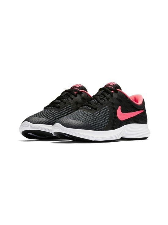 Nike - Revolution 4 -sneakerit - BLACK/RACER PINK/WHITE | Stockmann - photo 4