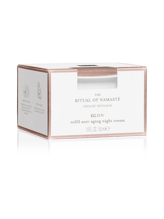 Rituals - The Ritual of Namasté Anti-Aging Night Cream Refill -yövoide, täyttöpakkaus 50 ml - NOCOL | Stockmann - photo 1