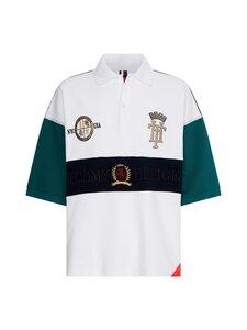 Tommy Hilfiger Collection - Oversizewd Sailing Polo -paita - YCF OPTIC WHITE | Stockmann
