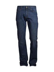 Canali - Trouser Denim -farkut - 301 NAVY | Stockmann