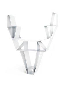 BEdesign - Deer-kirjahylly - VALKOINEN | Stockmann