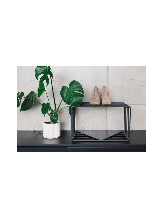 BEdesign - Lume-kenkäteline, pieni - MUSTA | Stockmann - photo 2