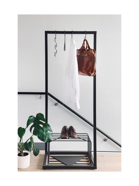 BEdesign - Lume-kenkäteline, pieni - MUSTA | Stockmann - photo 3