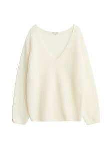 By Malene Birger - RHILA-neule - 03Z - SOFT WHITE | Stockmann