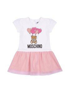 Moschino - Mekko - 80457 BIANCO / ROSA | Stockmann