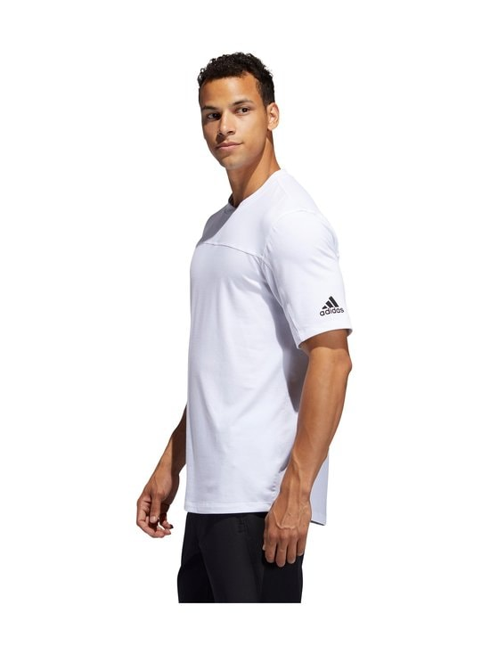 adidas Performance - City Base Tee -paita - WHITE | Stockmann - photo 8