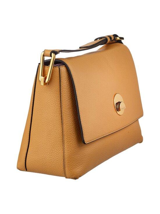 Coccinelle - Liya Shoulder Handbag -nahkalaukku - 774 WARM BEIGE/NOIR | Stockmann - photo 2