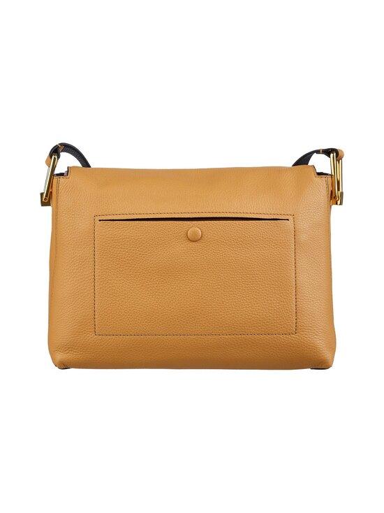 Coccinelle - Liya Shoulder Handbag -nahkalaukku - 774 WARM BEIGE/NOIR | Stockmann - photo 3