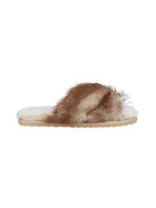 EMU Australia - Mayberry Lava -tohvelit - CHESTNUT | Stockmann