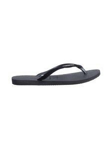 Havaianas - Slim Velvet Flip Flops -varvassandaalit - 0090 BLACK | Stockmann