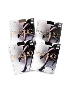 Vogue - Pleasure 30 den -sukkahousut - SUNTAN   Stockmann