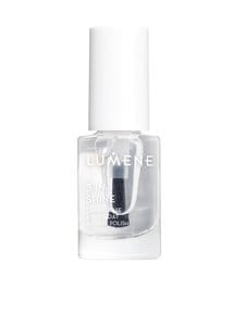 Lumene - Gloss & Care 3in1 Shine Caring Base & Top Coat & Clear Polish -alus- ja päällyslakka | Stockmann
