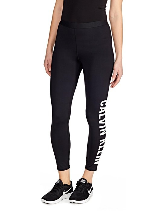 Calvin Klein Performance - 7/8 Tight Logo Leg -trikoot - CK BLACK | Stockmann - photo 1