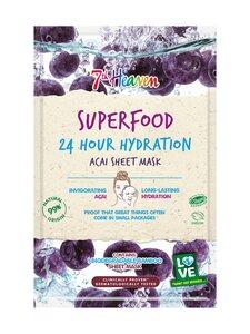 Montagne Jeunesse - Heaven Superfood Acai Sheet Mask -kangasnaamio | Stockmann