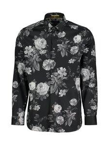 Ted Baker London - Eclair Floral -kauluspaita - 00 BLACK   Stockmann