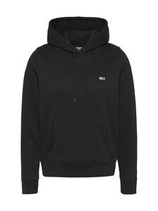 Tommy Jeans - TJW Regular Fleece Hoodie -huppari - BDS BLACK   Stockmann