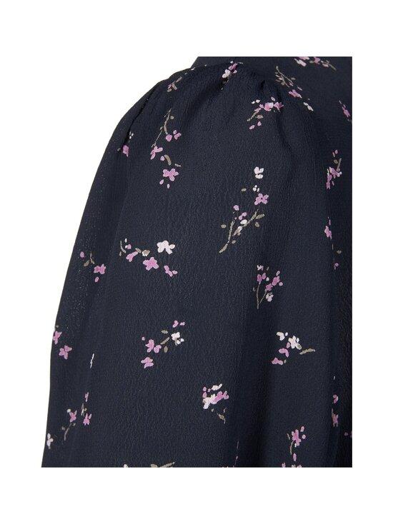 Neo Noir - Cancan Simple Flower Blouse -pusero - 702 DARK NAVY | Stockmann - photo 3