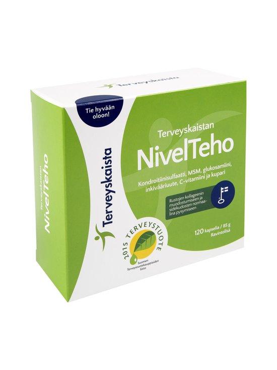 Terveyskaista - NivelTeho-ravintolisä 120 kaps./85 g - null   Stockmann - photo 1
