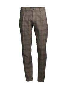 Marc O'Polo - Stig Chinos -housut - L64 BROWN AND BLACK | Stockmann