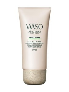 Shiseido - WASO Shikulime Colour Control Oil-Free Moisturizer -kosteusvoide 50 ml | Stockmann