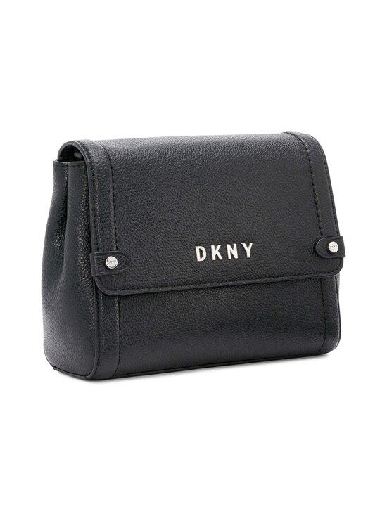 Dkny - Beca Crossbody -nahkalaukku - BSV - BLACK/SILVER | Stockmann - photo 2