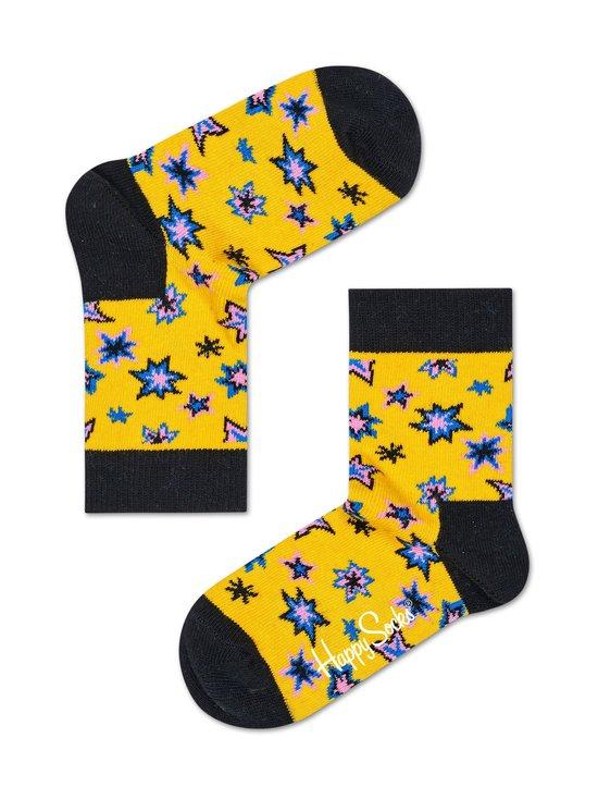 Happy Socks - Kids Bang Bang -sukat - 2000 YELLOW | Stockmann - photo 1