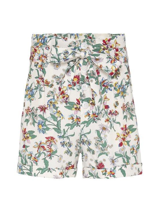 Tommy Jeans - Tjw Floral Print Short -shortsit - 0JY HAWAII PRINT | Stockmann - photo 1