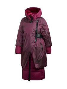 adidas Performance - Prime COLD.RDY Down Parka -untuvatakki - POWBER POWER BERRY | Stockmann