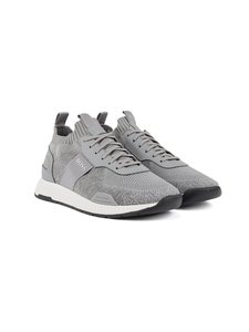 BOSS - Titanium Runn -sneakerit - 060 OPEN GREY | Stockmann